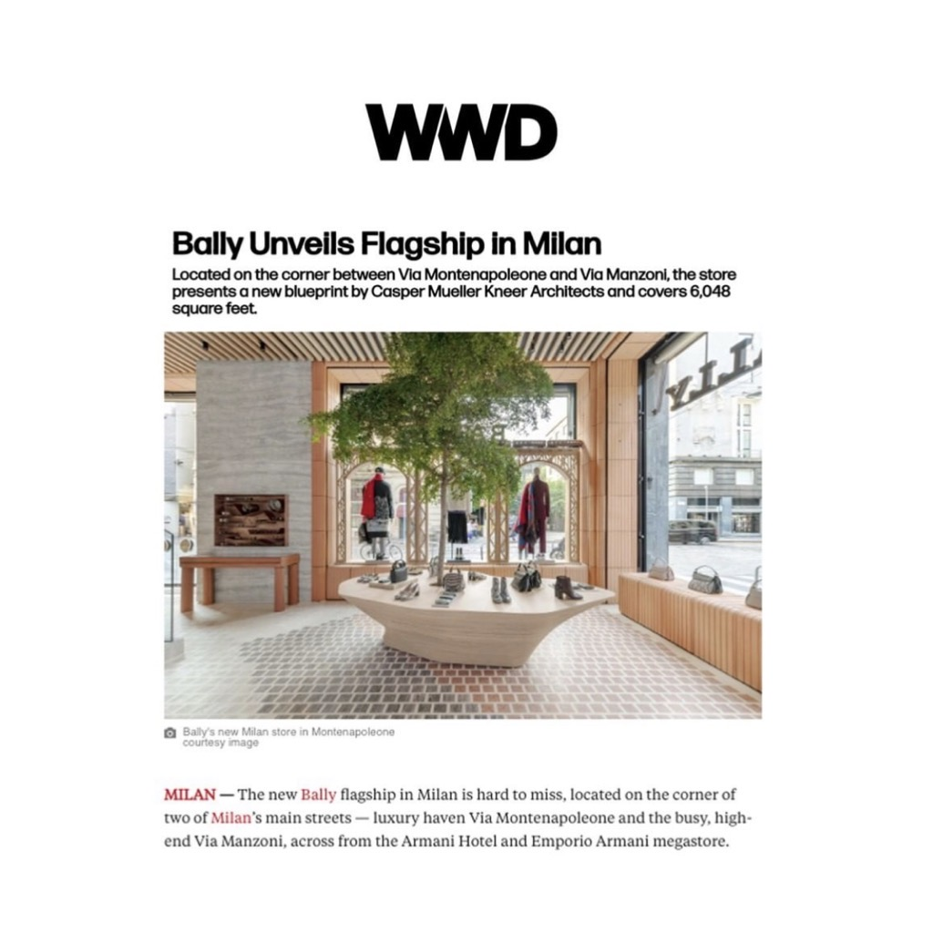 BALLY ON WWD - AUGUST 2019