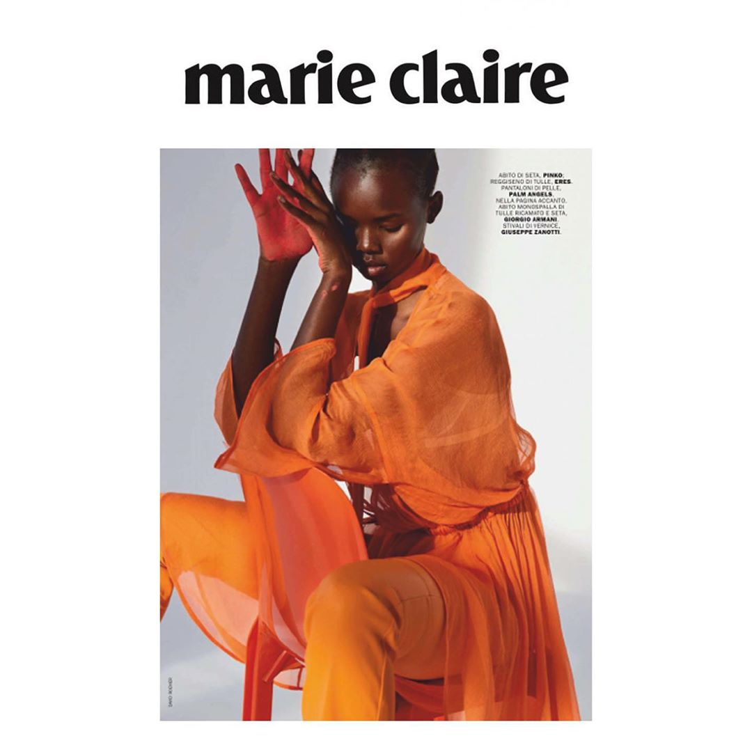 Pinko on Marie Claire - March 2020