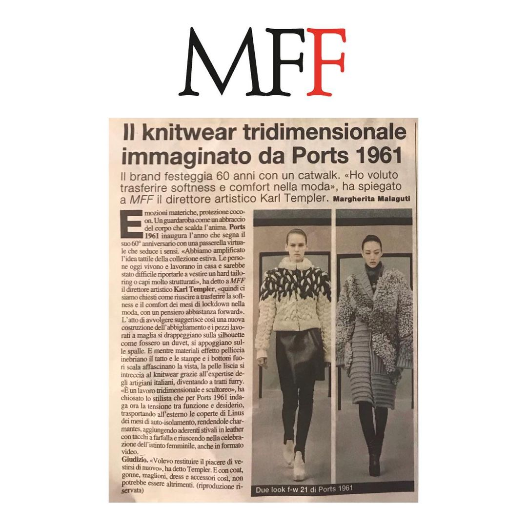 Ports 1961 on MF - March 2021
